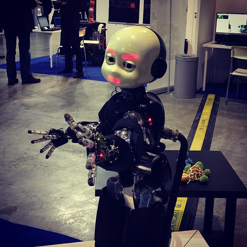 #milan #milano #italy #robotics #event #tech #robot #future #webstagram  #instagramers #innovation #iphonesia #iphone #iphoneonly #photo #photooftheday