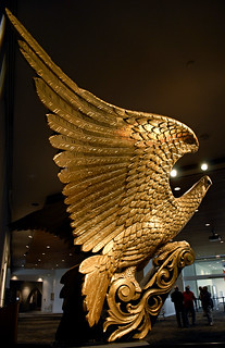 eagle figurehead 1