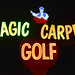 Magic Carpet Golf Neon