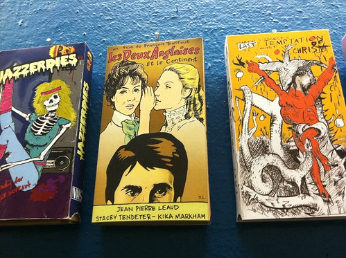 VHS Art New Wave