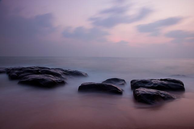 The art of silence...