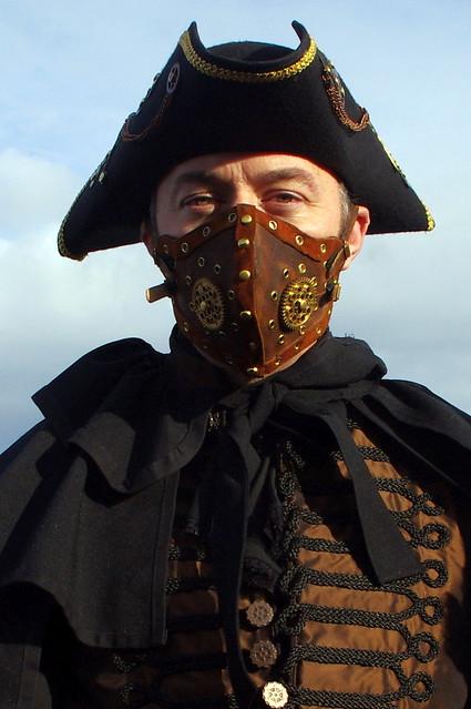 Masked Pirate