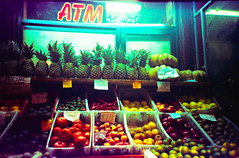 Queens Fruit store. NY