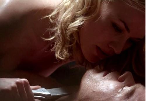 Yvonne Strahovski Dexter Sex Scene