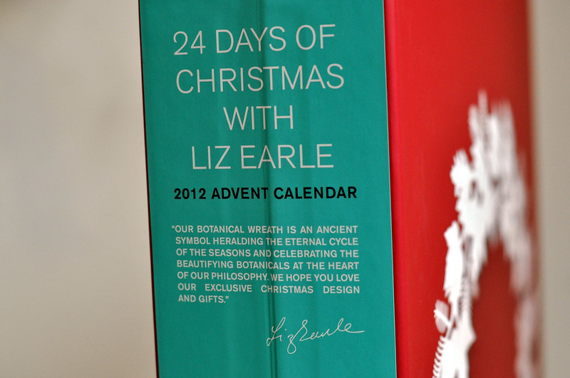 liz earle advent calendar 4