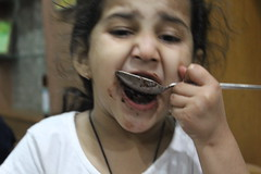 Hogging Aunt Samiya Birthday Cake by firoze shakir photographerno1