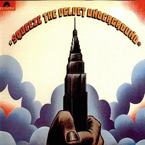 "Velvet Underground ""Squeeze"" LP (1973)"