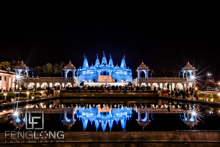 Diwali 2012 Celebration | BAPS Shri Swaminarayan Mandir | Atlanta Indian Wedding Photographer
