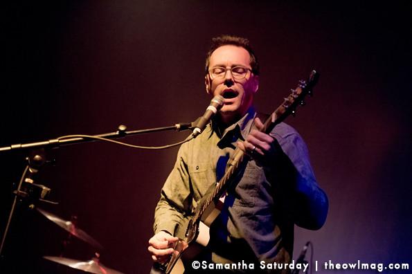 The Sea And Cake @ Bootleg Theater,LA 11/10/2012
