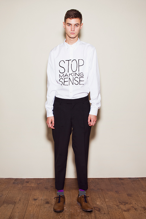 Joseph 0001_UNDERCOVERISM SS13 Lookbook(FASHION PRESS)