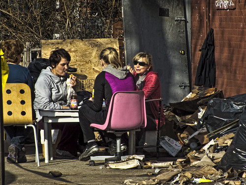 Hurricane Sandy - Picnic Amongst The Ruins