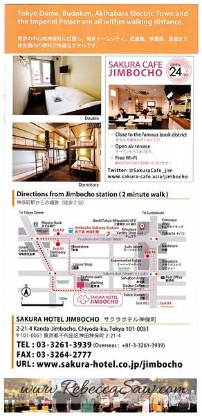 Daily Stay in Tokyo Sakura H-Hostel 7