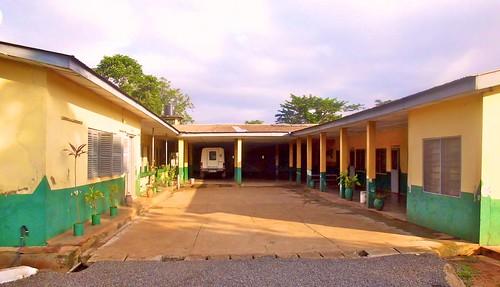 St John's Health Centre, Domeabra, Ghana