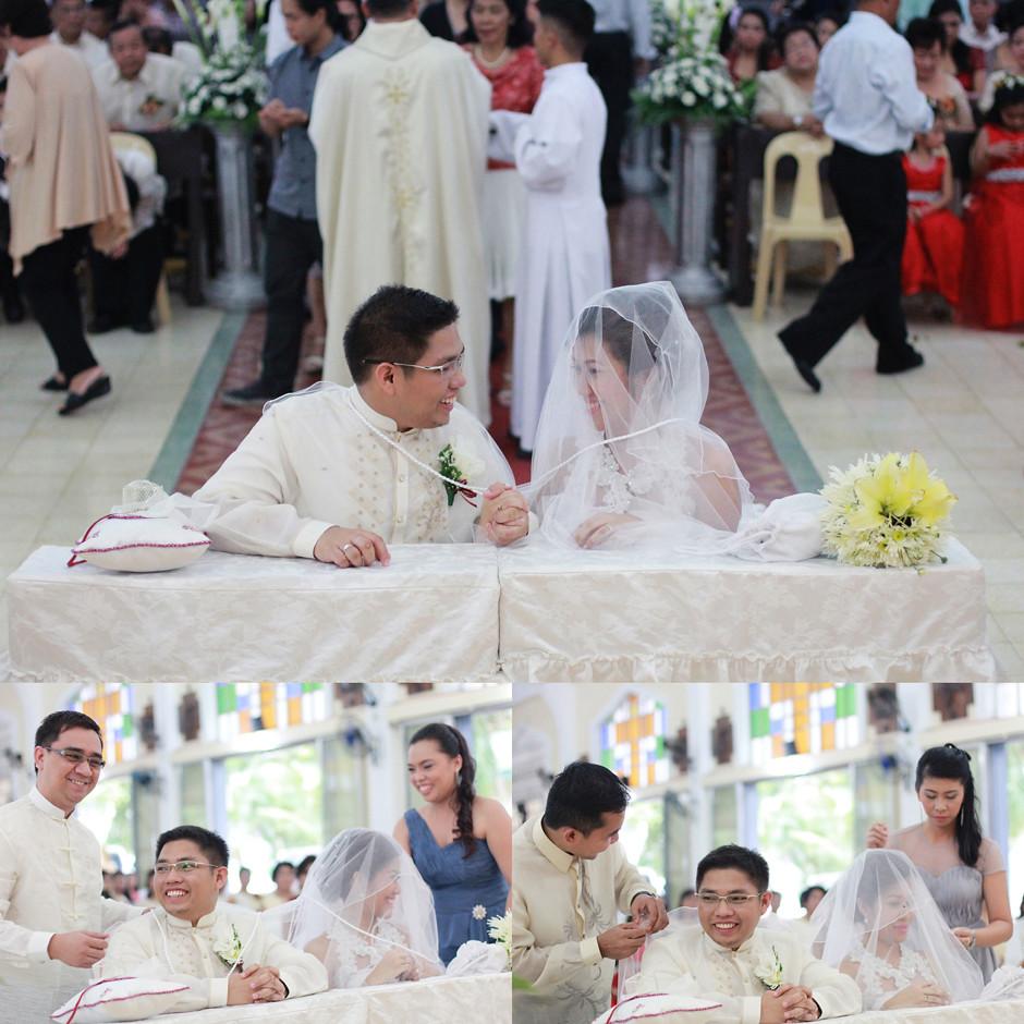 Marco Polo Plaza And St Jude Church Cebu Wedding Glean And Judie Lynn