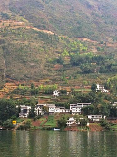 Yangtze River resettlement