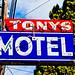 Tony's Motel, Plate 2