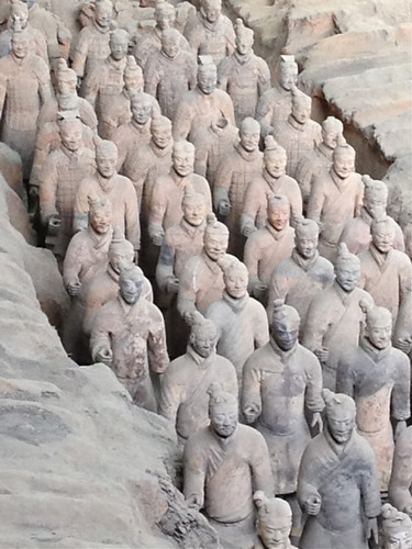 Xi'an - Terracotta Warriors 2