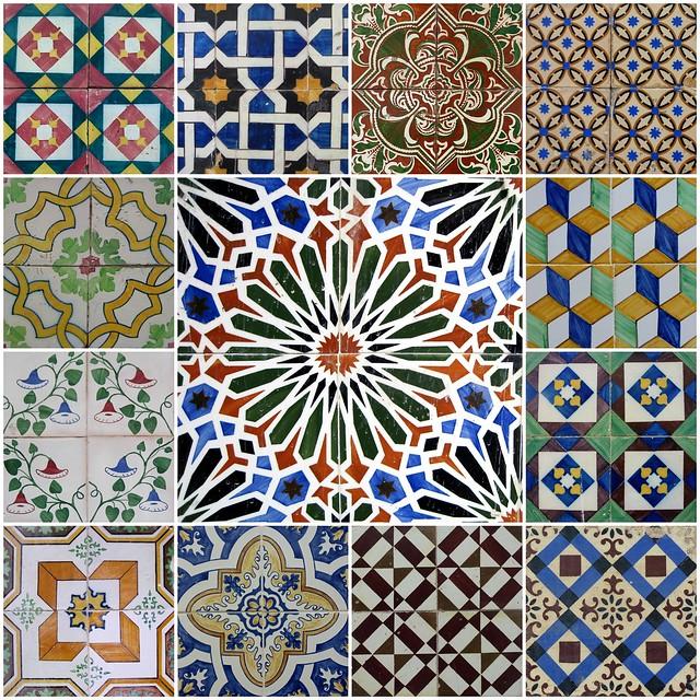 Azulejos de portugal sesimbra i flickr photo sharing for Azulejos de portugal