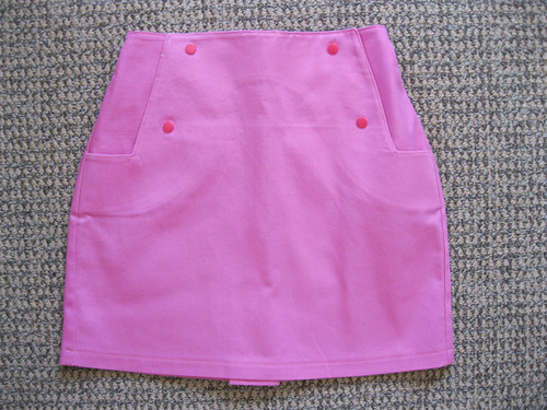 Oliver + S Sailboat Skirt - front