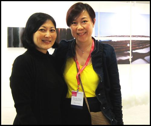 Seah Tzi Yan and Wendy Cheong