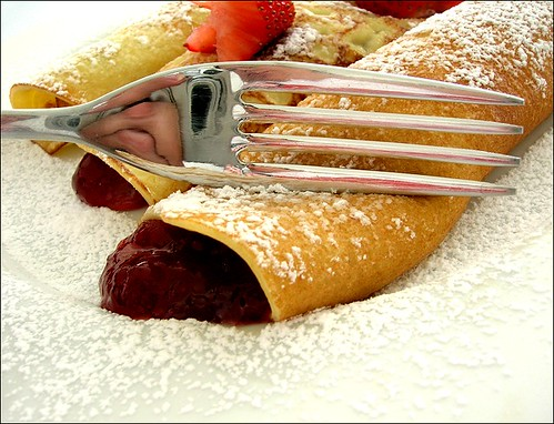 Crepes: Sencillo Postre Frances