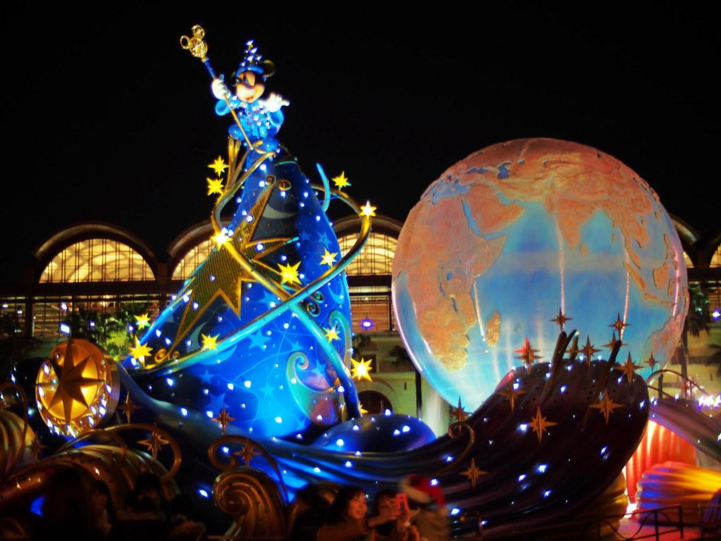Tokyo Disney Sea - HDR
