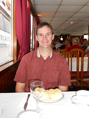 Dennis on Porto River Cruise