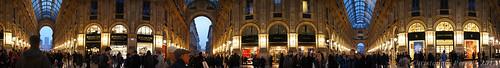 Galleria Vittorio Emanuele II ~ Milan Italy