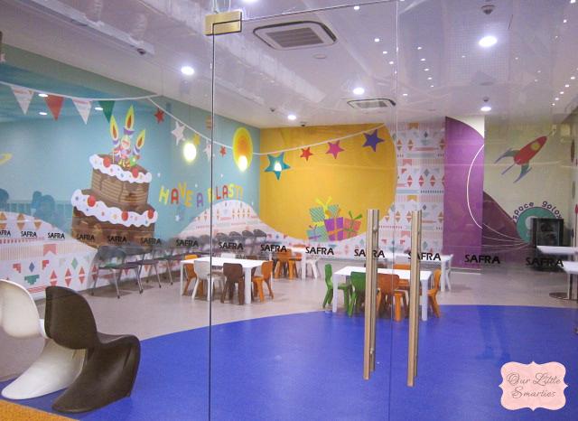 Kidz Amaze Party Room