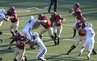 boston harvard stadium harvard yale football game 2012 89