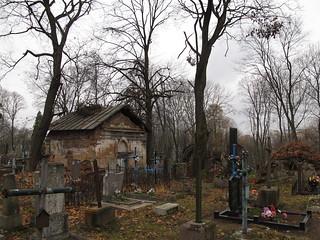 Imageof Кальварийское кладбище. cemetery tomb belarus easterneurope miensk canong11 kalvaryja