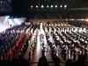 全出演部隊で合唱@平成24年度 自衛隊音楽まつり