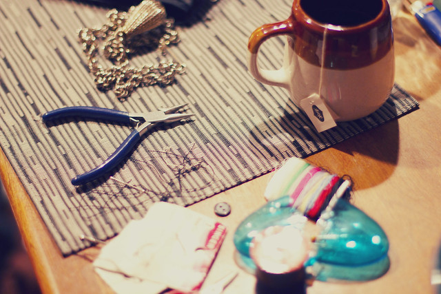 tea & crafts 8