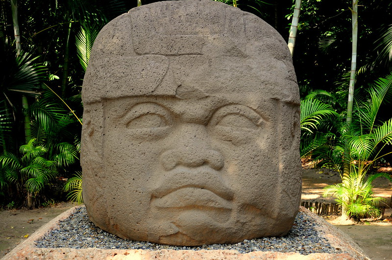 Land of the Olmecs