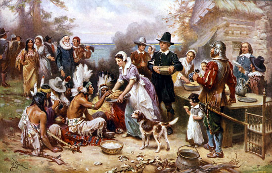 Monday Musing: Thanksgiving Quiz