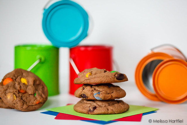 Cookies with Paint Cans