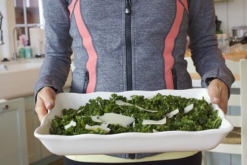 Kale Salad aka Dinosaur Slaw