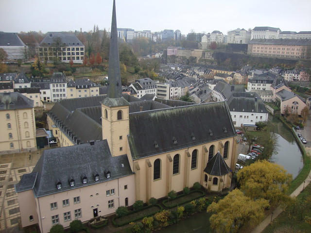 Luxembourg - one of this year's travel highlights. Well, definitely in the top eight countries I've visited this year.