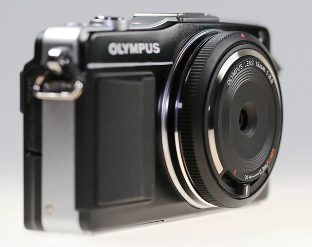 Olympus Pen Mini Laukku : E cf z g