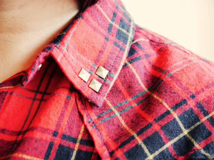 tartan shirt 3