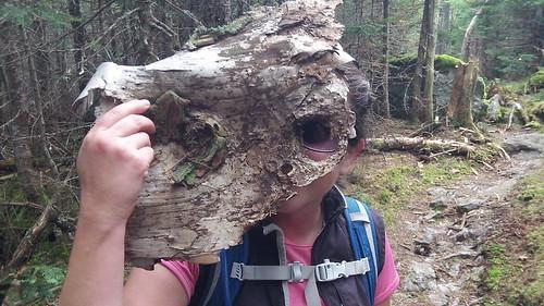 Bark Mask