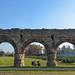 Roman aqueduct in Chaponost ©jbdodane