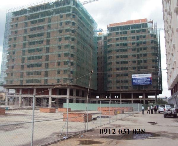 Bán chung cư trung tâm quận Gò Vấp giá tốt nhất chỉ 526 triệu/ căn