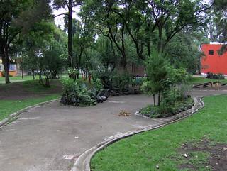 Ciudad de México, Centro Ecológico Juana de Azbaje