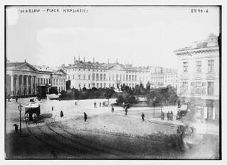Warsaw -- Place Krasinski  (LOC)