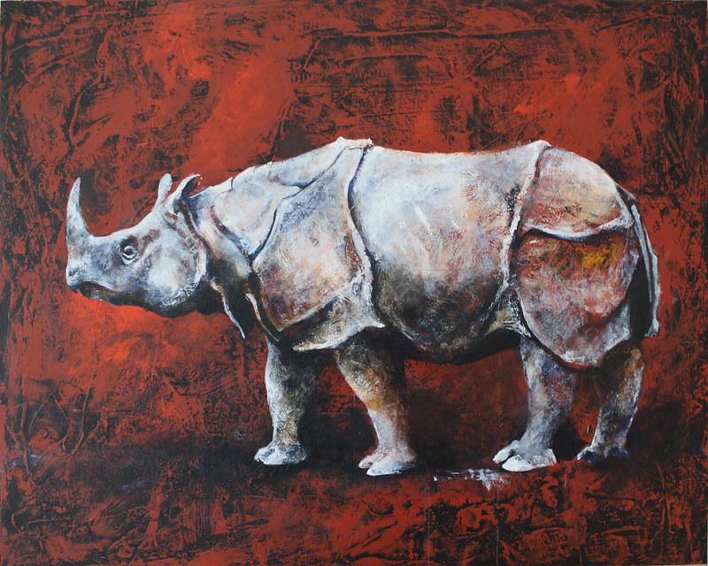 Rhinoceros Unicornis, 2012