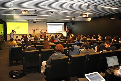 4º Encuentro GetxoBlog en BiscayTIK