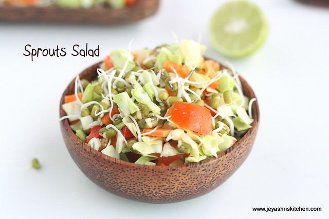 Sprouts Salad 4