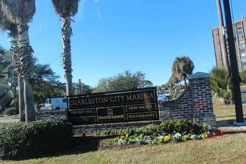 Day 114: Exploring Charleston and a visit with Santa.
