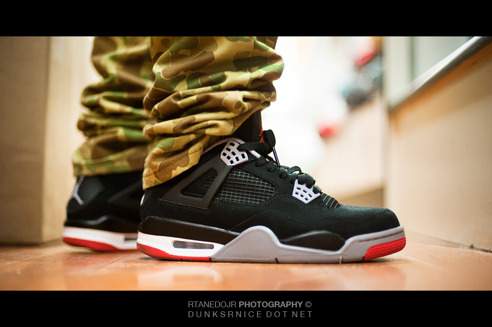 328 of 366 || Air Jordan IV's.